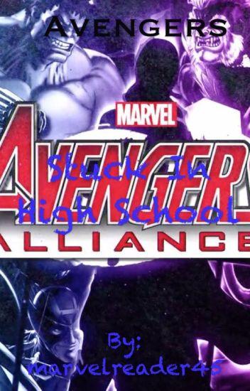 Avengers Stuck In High School