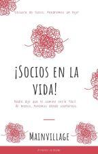 ¡Socios en la vida! by JBD1298