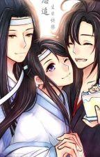 Famille WangXian by TsukiyomiKuran