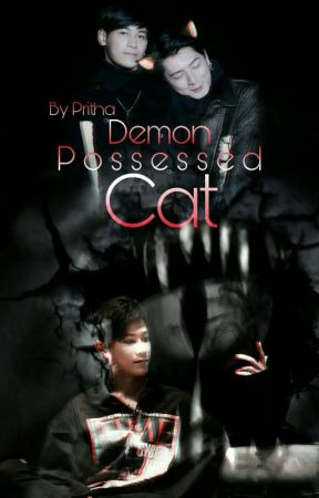 Demon Possessed Cat by prithaani