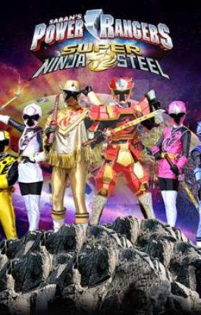 power rangers super ninja steel  by animekpop_lover2502