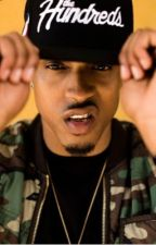 Texting August Alsina  by diva12346