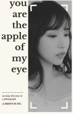 you are the apple of my eye || MiHyun by elevstrange