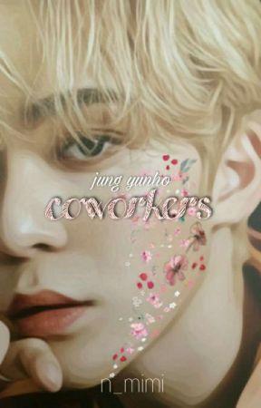 Coworkers ; J.YH ✓   by n_mimi