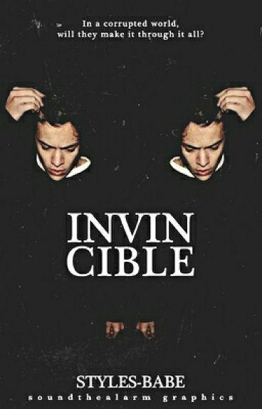 Invincible ➵h.s