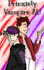 vampire prinxiety au by notalwaysthebadguy