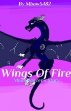 Wings of Fire, Moondancer's story by mbow5482