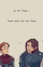 🙈WinterSpider Dumbass🙈 by st00pid_fics