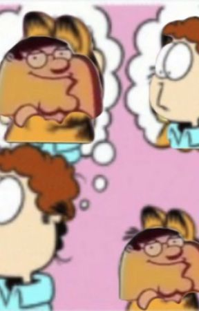 Peter Griffin Garfield X John Goodbye Odie Wattpad