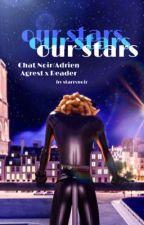 Our Stars (Chat Noir/Adrien Agreste x Reader) by starrynoir