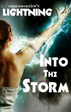 Lightning- Into The Storm (An Avengers Fanfiction) by raurawarrior