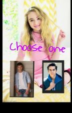 Choose one(Sabrina Carpenter fanfic) by magconcookies