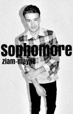 Sophomore ⇨ Ziam MPreg by ziam-mayne
