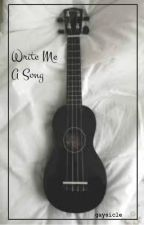 Write me a song || larry by gaysicle