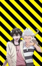 ✿❀ Stockholm Syndrome ❀✿ {Bloodlad x Reader} by ieatmyveggies