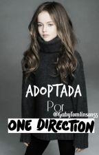 Adoptada por One Direction by GabyTomlinson55