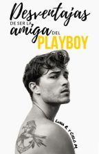 Desventajas de ser la Amiga del PlayBoy by iitssyoubaby