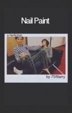 nail paint * larry by innerartsy