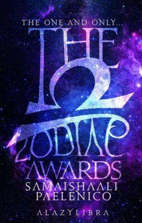 The Zodiac Awards by samaishaali