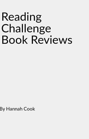 Reading Challenge Story Reviews by slybatspidow