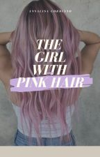 The girl with pink hair by annnalisal