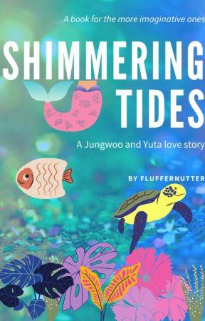 Shimmering Tides by Fluffernuttie