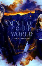 Into your world ✅ by SnowSparksJoviie