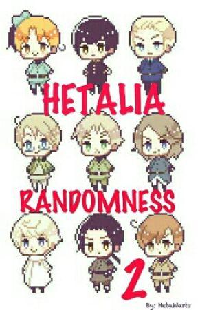 Hetalia Randomness 2 All Is Random What Does Mom Stands For