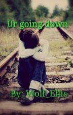 Ur going down (team crafted fanfic) by Wolf_Ellis