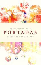 Portadas Prediseñadas by LaChicaAnonima18
