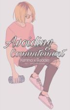 Avoiding Commitment // Kenma Kozume by anahnekoneko