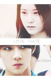 LOVE-HATE by Thana0408