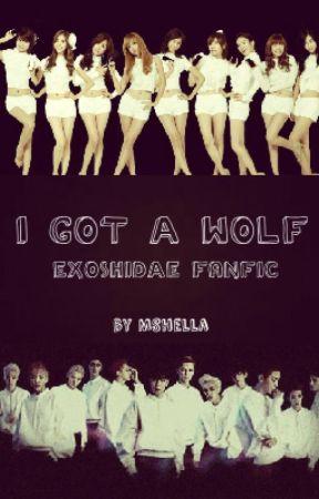 I GOT A WOLF! [[EXOSHIDAE FF]] by MsSohee