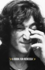 A Book For Rebecca | John Lennon  by eleanor_moonlight