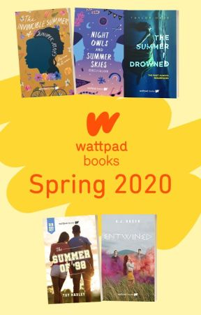 Introducing: The Wattpad Books Spring/Summer 2020 Novels! by WattpadBooks