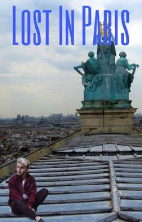 Lost In Paris  by jodiestardis