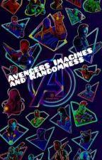 Avengers Imagines and Randomness by NaturalMaleRepellent