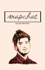 Snapchat ✧ Zayn Malik #Wattys2015 [RE-EDITANDO] by deborahjxx