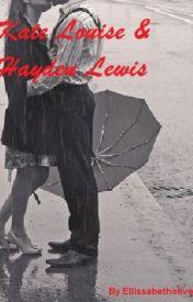 Kate Louise and Hayden Lewis by ellissabetholiver