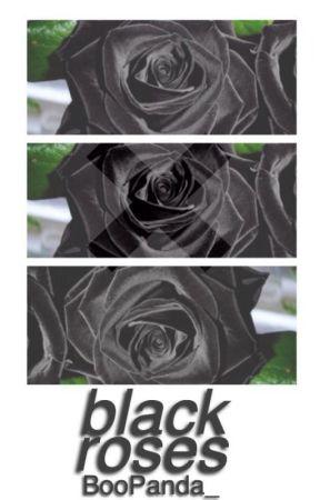 Black Roses [j.d] by BooPanda_