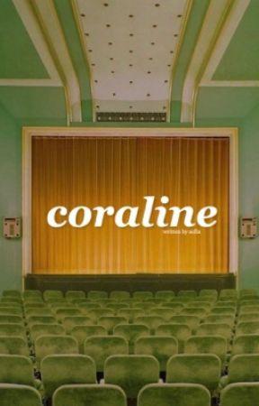 coraline, marauders era by treiawneys