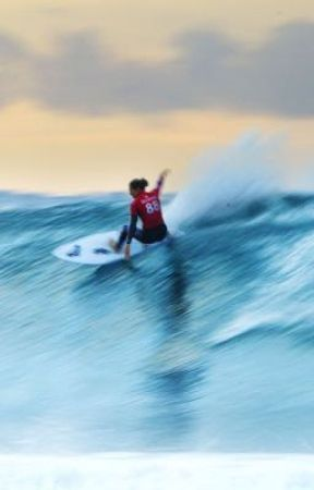 Surfs Up (Girl x Girl) by ya_local_lesbian