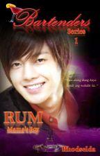 Bartenders Series 1 RUM (To be Published) by rhodselda-vergo