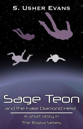 Sage Teon and the Fake Diamond Heist by susherevans
