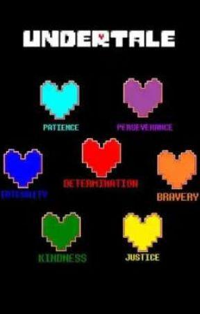 Undertale Love Deep Down (Friskriel) by GamerboyB