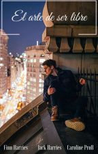 El arte de ser libre. |Finn Harries.  by skyfallfics