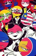 "The ""Happy"" Asean Family  by randomVietnam"