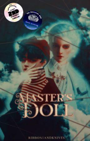 Master's doll [𝐂𝐨𝐦𝐩𝐥𝐞𝐭𝐞𝐝] by RibbonsAndKnives