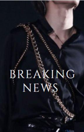 Breaking News by xxBlueEyedGirlxx