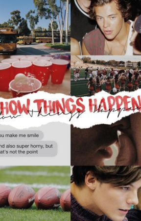 ⋆ How Things Happen ➢ (l.s)  •  shortfic by larrybroxante